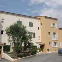Ravalement de façade copropriété à Saint Raphaël | Var | Les Ecureuils