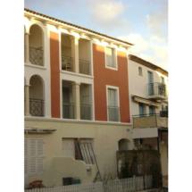 Ravalement de façade | Grimaud Golf de Saint-Tropez | Places des Artisans