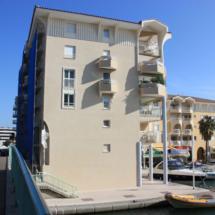 Ravalement de façade | Peintre en bâtiment fréjus | Port d'Attache