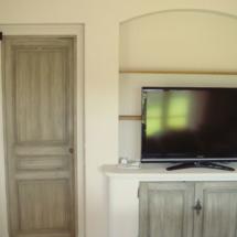 Salon - Peinture intérieure et décoration - Villa privée - Saint-Tropez