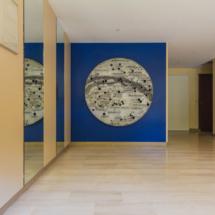 Rénovation hall d'entrée Antibes - Peinture et décoration
