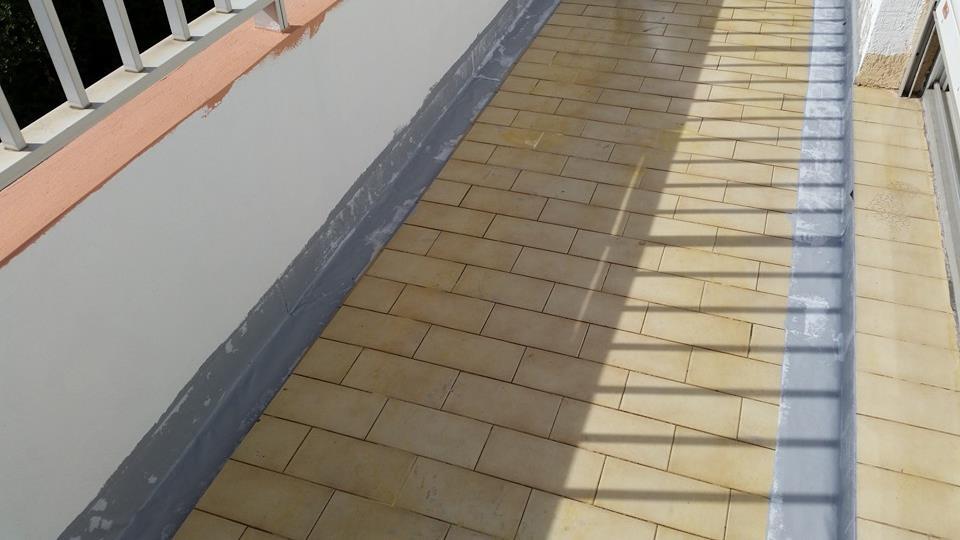 tanchit Terrasse  Peintre En Btiment  Frjus  Thierry Penalver